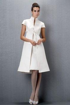 robe de mariée rétro - Marie Claire