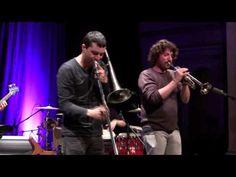 "Gianluca Petrella ""Cosmic Renaissance"", live Teatro Sant'Andrea Pisa Jazz 2015 - YouTube"