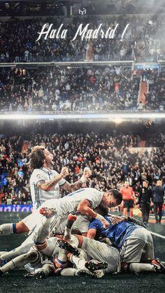 Give'em Real Hell #HalaMadrid #futbolrealmadrid