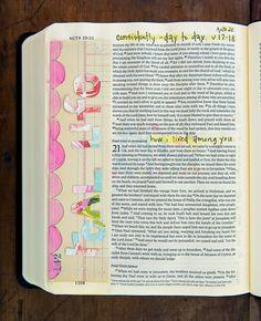 shanna noel: Journaling Bible | Becky Novacek #illustratedfaith