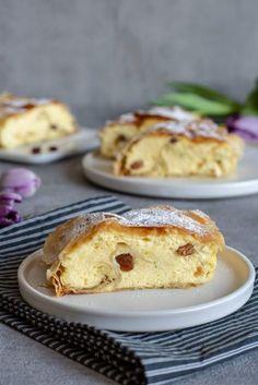 Baking Recipes, Cake Recipes, Dessert Recipes, Tea Cakes, Food Cakes, Austria Food, Almond Joy Cookies, Chocolate Sweets, Healthy Breakfast Smoothies