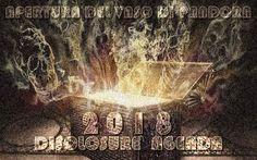 Disclosure Agenda 2018 – Apertura del Vaso di Pandora