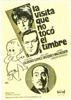 La visita que no tocó el timbre (1965) de Mario Camus - tt0059881