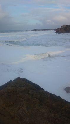 Mer quiberon Dame Nature, Beach, Water, Outdoor, Beautiful Images, Gripe Water, Outdoors, The Beach, Beaches