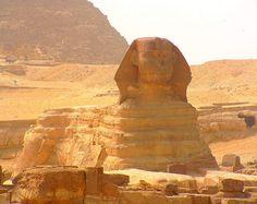 Dream destination: Giza, Egypt.