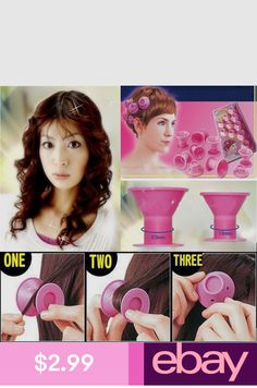 Hair Rollers, Curlers & Perm Rods Health & Beauty