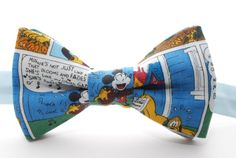 Mickey Mouse Inspired Bow Tie  Child size by TheDirectorsCabin, $17.00 Dapper Day Disneyland, Kids Bow Ties, Mickey Mouse, Bows, Inspired, Trending Outfits, Children, Unique Jewelry, Handmade Gifts