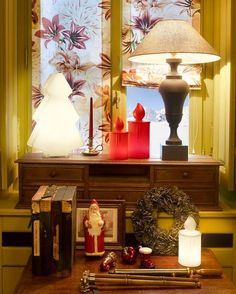 DUO CONCEPT (@duoconceptlarochelle) • Photos et vidéos Instagram Slide Design, Luz Led, Christmas Inspiration, Christmas Holidays, Christmas Ideas, Contemporary Design, Table Lamp, Photos, Traditional