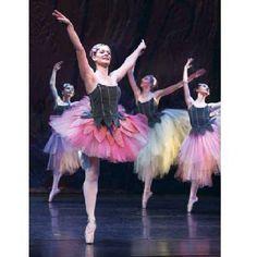 Flower Queen, Nutcracker Ballet (my niece, Jennie Hersh)