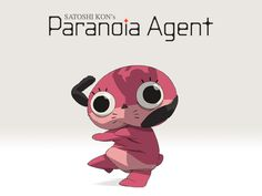 The world of Paranoia Agent can seem overwhelming and monstrous. But it looked very familiar to me. Paranoia Agent, Ghibli, Tokyo Godfathers, Rabbit Jumping, Satoshi Kon, Character Art, Character Design, Horror, Anime Characters