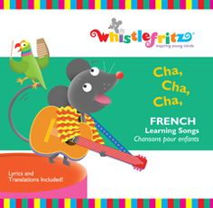 Add an exciting twist to learning French with this festive 15-song collection performed by acclaimed singer Lynn Véronneau and set to a diverse array of Latin and Caribbean rhythms by versatile bandleader and composer Didier Prossaird. Cha, Cha, Cha will get children on their feet singing and dancing along to playful arrangements of beloved traditional songs (Bingo, Sur le Pont D'Avignon, Les Éléphants, Tombe La Pluie) and lively originals that teach about numbers, the days of the week, and…