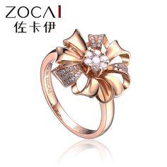 에서  Zocai 진짜 18 천개 골드 0.258 ct 인증 라운드 컷 정품  다이아몬드 꽃 모양 반지 ij/si 정품 다이아몬드 고급 보석  에 관한 고품격 보석 클램프,중국 다이아몬드 디스플레이 공급상, 가격이 저렴한 다이아몬드 골드 보석 박힌 더 많은 반지정보를 찾습니다ZOCAI JEWELRY on Aliexpress.com