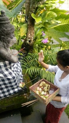 At Ubud Cottages Malang our days are filled with love and blessings #ubudcottagesmalang #hotel #hotelmalang #malangkipa #malang #nature #balinese #bali #culture #pray  #blessed #view #indonesia