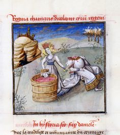 Wives and Wenches, Sinners and Saints: Women in Medieval Europe - The Newberry Collections.