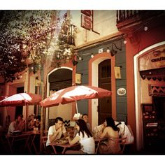 Terraza de Cantina Machito Barcelona