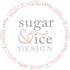 sugar & ice logo by Tabitha Emma (female audience)