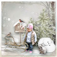 New Kit *Winter has come* by MLDesign  http://digital-crea.fr/shop/index.php…