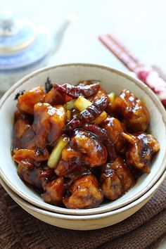 Dukan recipes you can stick with: Dukan General Tso's Chicken