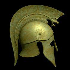 greek helmets - Google Search