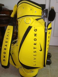 Raffle: a one-of-a-kind #LIVESTRONG #golf bag (donated by my friend Jamie), which was used in the American Century Championships by Bo Van Pelt and is autographed by him. Tickets to win this unique item are USD 10/each (via a donation to my LIVESTRONG fundraising page: http://laf.livestrong.org/goto/Hope) http://germany4livestrong.com/2013/09/09/introducing-the-28-raffle/