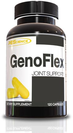 PES GenoFlex???  Yep, a new joint supplement coming out from PEScience​! https://blog.priceplow.com/supplement-news/genoflex  We don't know anything yet. #GenoFlex