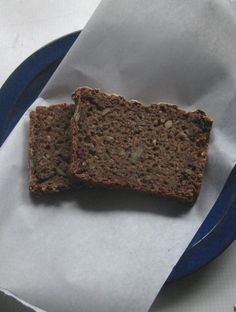 German sprouted rye bread