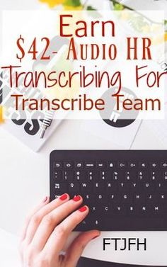No Longer Accepting New Members. Check Out These Transcription Sites If you're interested in making a living from home doing transcription jobs, Transcribe Team Ways To Earn Money, Make Money Fast, Earn Money Online, Make Money From Home, Transcription Jobs For Beginners, Job Information, Job Career, Making Extra Cash, Home Based Business