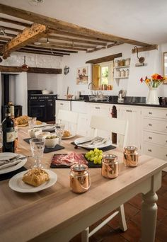 Faerie Door Cottage in Wiltshire England via Unique Home Stays Holiday Rentals