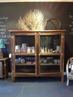 Monster Meatsafe found on Country Culture #Australian made furniture #meatsafe #Australian country home