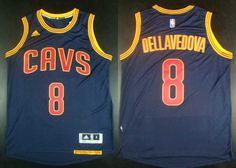 ... Mens Cleveland Cavaliers 8 Matthew Dellavedova Revolution 30 Swingman  2014 New Navy Blue Jersey ... 6cf334ed8