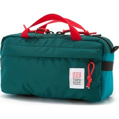 Topo Designs Light Hip Pack Bag | Turquoise