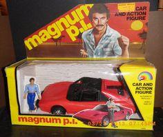 Magnum PI Sunglasses n Clicker Gun Magnum P.I. Tom Selleck ...