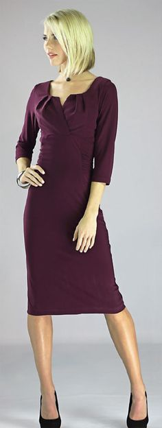 Cute dress. great website for in style modest clothing