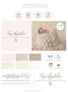 Deluxemodern Branding and Design