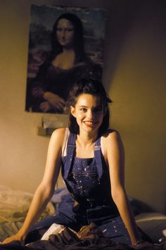 Betty Blue, Goth Look, Bodice Top, Denim Dungarees, Dress Cuts, Eclectic Style, Skin Tight, Cannes Film Festival, High Waist Jeans