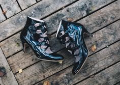 Minna Parikka / Nelliina Hygge, Cleats, Heels, Collection, Fashion, Football Boots, Heel, Moda, Cleats Shoes
