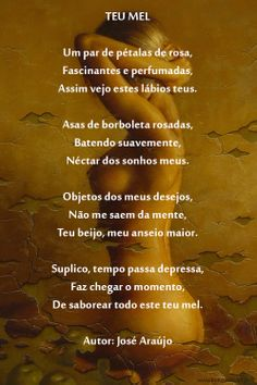 Poem by José Araújo
