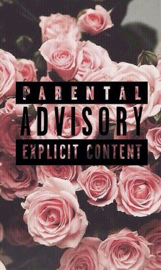 Image via We Heart It https://weheartit.com/entry/142297451/via/27220459 #parentaladvisory #pink #quotes #roses #vintage #29