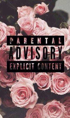 Image via We Heart It https://weheartit.com/entry/142297451/via/27220459 #parentaladvisory #pink #quotes #roses #vintage #29
