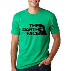 The Darth Face T Shirt