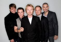 Boyzone are an Irish boy band. Their most famous line-up was composed of Keith Duffy, Stephen Gately, Mikey Graham, Ronan Keating, and Shane Lynch. No Matter What Lyrics, Boy Bands, Stephen Gately, Ronan Keating, Addicted To Love, Entertainer Of The Year, Everything Has Change, Irish Boys, Music Heals