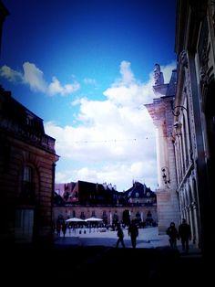 Dijon, Mairie, Place de la Libération (c) Delphine Thouviot