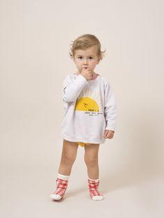 a86b3311 Bobo Choses - #neverendingsummer - SS18 - Baby Sun Sweater Plan Toys, Bobo  Choses