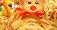 """La Cuddhura o Cuddura deriva dal Greco antico (kollura) e rappresenta un tarallo intrecciato. Prende il nome di """"Pace""""  il tradizionale p... Easter Food, Easter Recipes, Greek"""