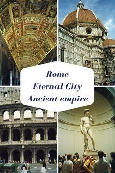 Rome, Eternal City, an Ancient empire — Roaming Fox Rome Vacation, Rome Itinerary, Tivoli Gardens, Rome Travel, Ancient Architecture, World Heritage Sites, Travel Inspiration, Empire, Vatican