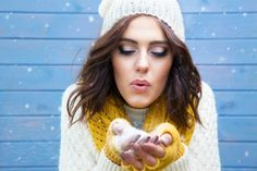 Helpful Winter Makeup and Beauty Tips