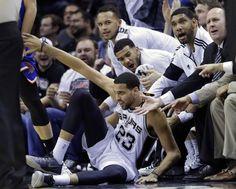 New York Knicks vs. San Antonio Spurs NBA pictures - Newsday