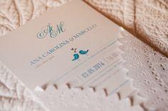 Convite clean - Foto Itamar Junior