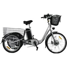 Anywhere Bikes Anywhere Trike 36V/10Ah 500W Electric Trike AT-93 There is a feeling you experienced as a child riding a bike. A complete sense of freedom, adventure and joy. We at anywhere bikes have spent years developing the perfect setup for you in the Anywhere Trike - Electric Adult Tricycle. Every detail has been tested and designed specially for you as the rider in mind. It has been a long journey to get to a complete trike, a trike that is ready to ride for years to come. But we can… Motorized Tricycle, Electric Trike, Adult Tricycle, Full Throttle, Outdoor Fun, Aluminium Alloy, Bike, Freedom, Journey