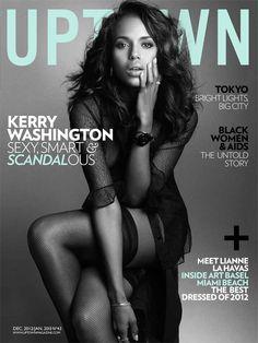 uptown-Kerry Washington-cover-dec jan2013.